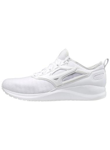 Mizuno Ezrun Cg Unisex Koşu Ayakkabısı Beyaz Beyaz